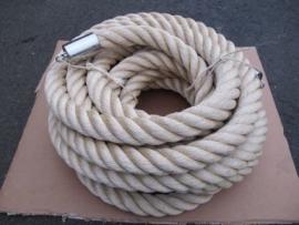 Omheinings en afbakenings touw 48 mm