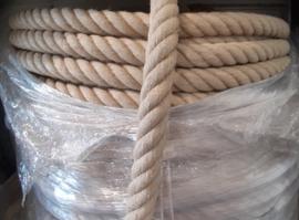 Hennep natuur touw