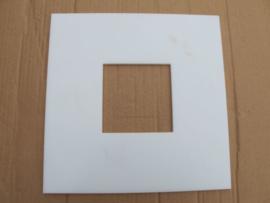 kunststof bodemplaat voor hoekwielkasten