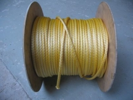 Dyneema 8 mm met coating