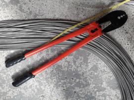 Matrijstang - Kabel klemtang van 5 mm tot 8 mm