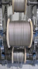 RVS kabel 8 mm