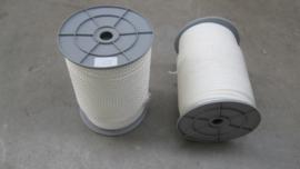 Nylon 6 mm gevlochten