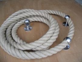 Hennep trapleuning touw 36 mm