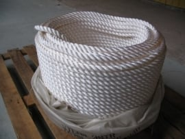 Nylon 3 strengs touw