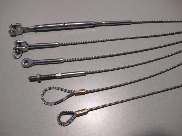 Lengte 5 mm kabel Hart op Hart