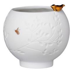 Waxinelichthouder  BIRD & BEE