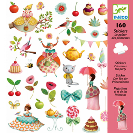 Stickers PRINSES High Tea