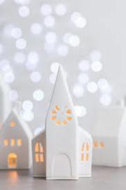 Porcelain CHURCH