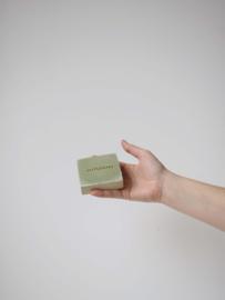 Groene klei & Bergamot 130 gram