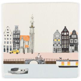 Struinen door Amsterdam