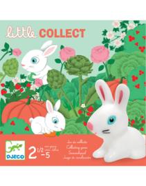 Verzamelspel kleine konijntjes