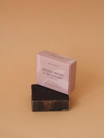 Haarzeep Aroniabes & Rozemarijn 130 gram