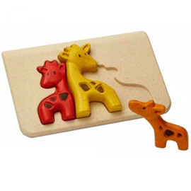 Giraffe Puzzel