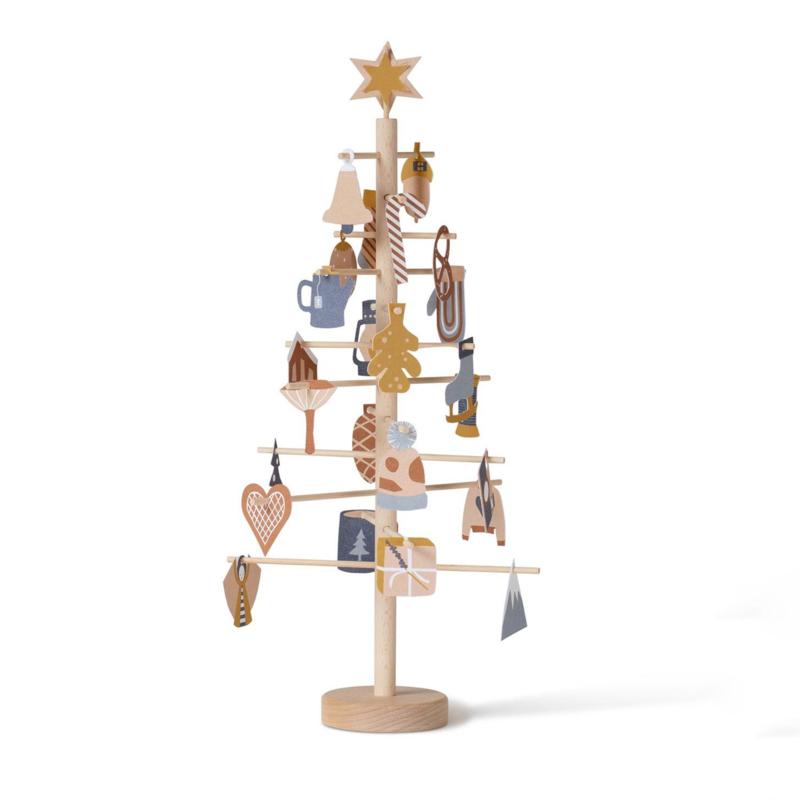 Jurianne Matter Advent Tree