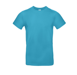 B&C Basic T-shirt E190 - Swimming Pool
