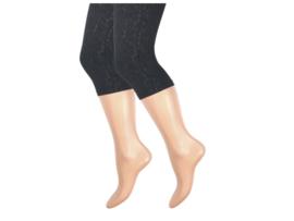 Dames legging - Capri - Grote maat - Slangenprint