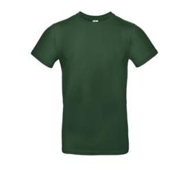 B&C Basic T-shirt E190 - Bottle Green