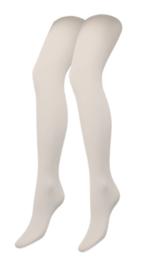 Iris panty - 60 Denier - Gebroken wit