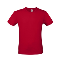 B&C Basic T-shirt E150 - Deep Red