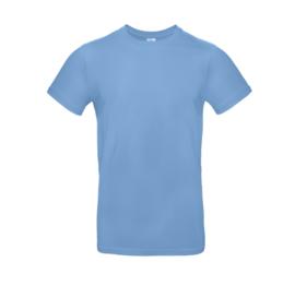 B&C Basic T-shirt E190 - Sky Blue