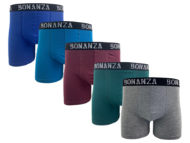 Bonanza boxershorts - 5 Pack - Katoen - Casual/Color