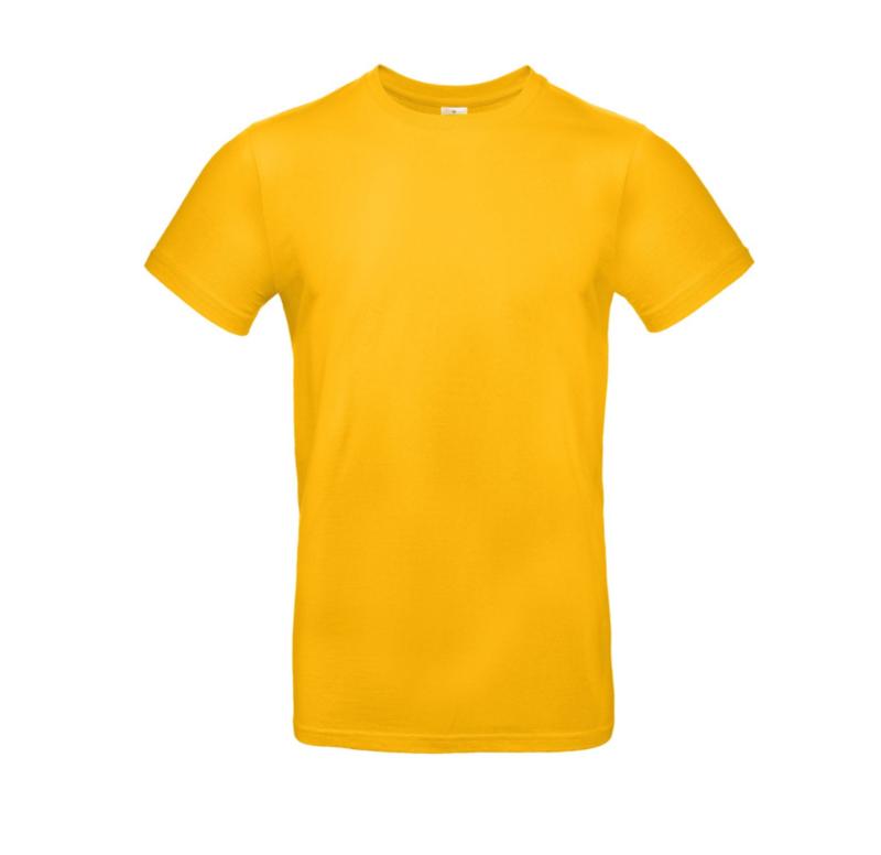 B&C Basic T-shirt E190 - Gold