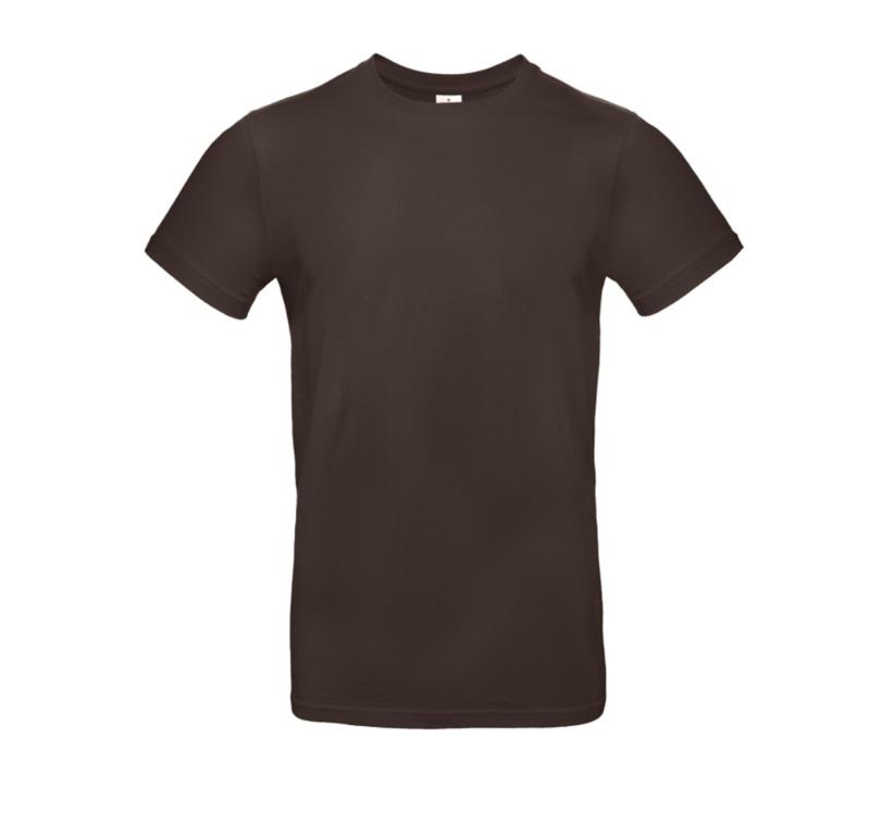 B&C Basic T-shirt E190 - Brown