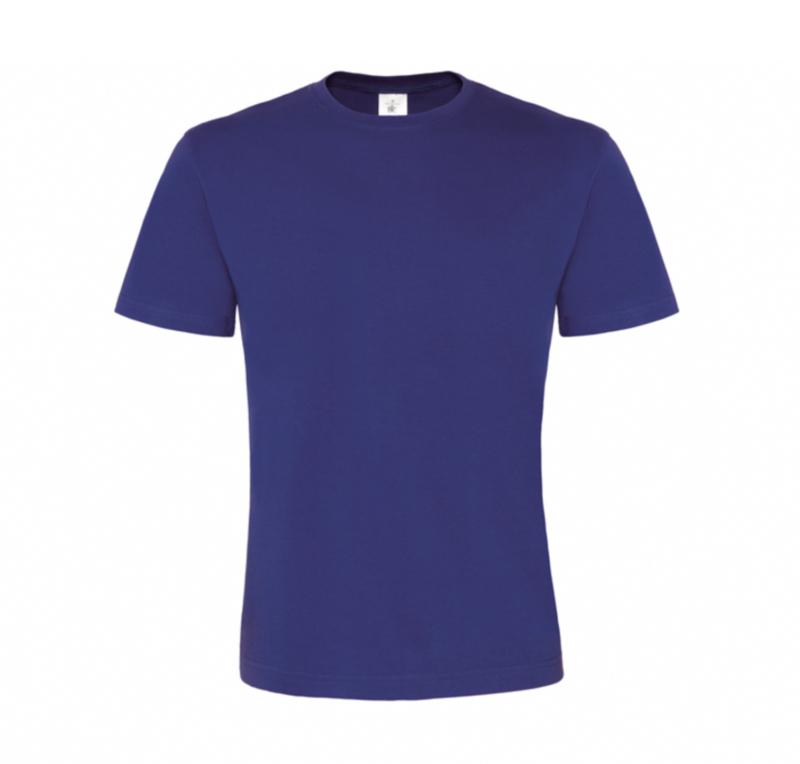B&C Basic T-shirt E190 - Indigo