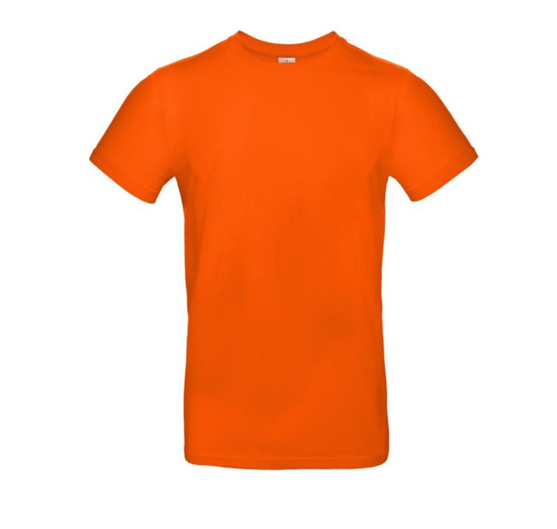 B&C Basic T-shirt E190 - Orange