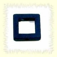 vierkante hanger nacht blauw