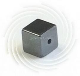 Hematiet dobbelsteen 8x8 mm