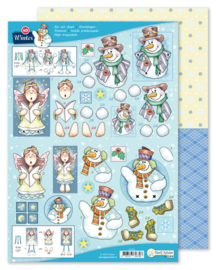 Die cut sheet Winter 1