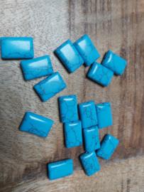 Rechthoek blue 1