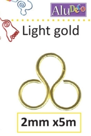 Licht goud
