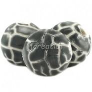 Donker grijs keramiek 12 mm
