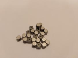 Hematiet 4mm (25 stuks)