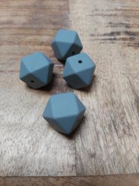Hexagon  grijs