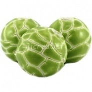 Groen keramiek 12 mm