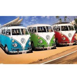 3 VW T1 busjes