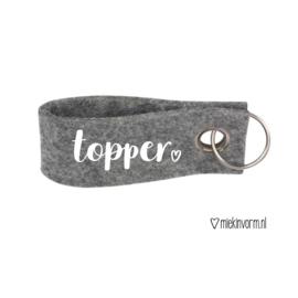 Sleutelhanger || Topper