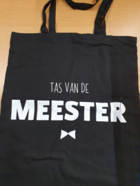 Tas || Tas van de Meester  (beschadiging in print) zie foto