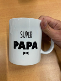 Mok || super papa || licht beschadigd