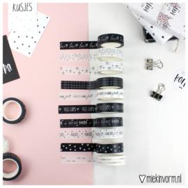 Masking tape || Oogjes