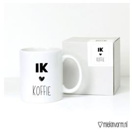 Mok || ik ♡ koffie