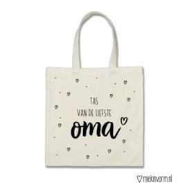 Tas    Tas van de liefste oma