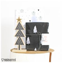 Inpakpapier || Kerst || 70 x 50 cm