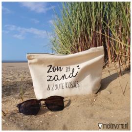 Etui || Zon, zee, strand & zoute kusjes