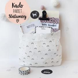 Kado-pakket || Stationery