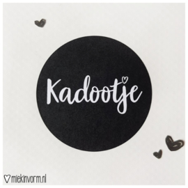 Sticker || Kadootje